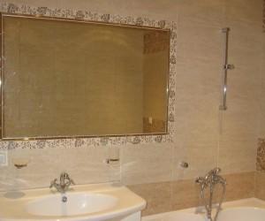 Ремонт в ванной комнате и туалете под ключ