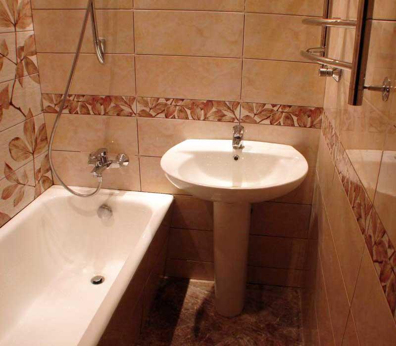 Ремонт в ванной своими руками фото видео